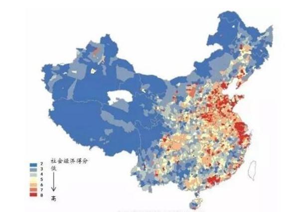 2018中國城市GDP排名,哪些城市上榜?