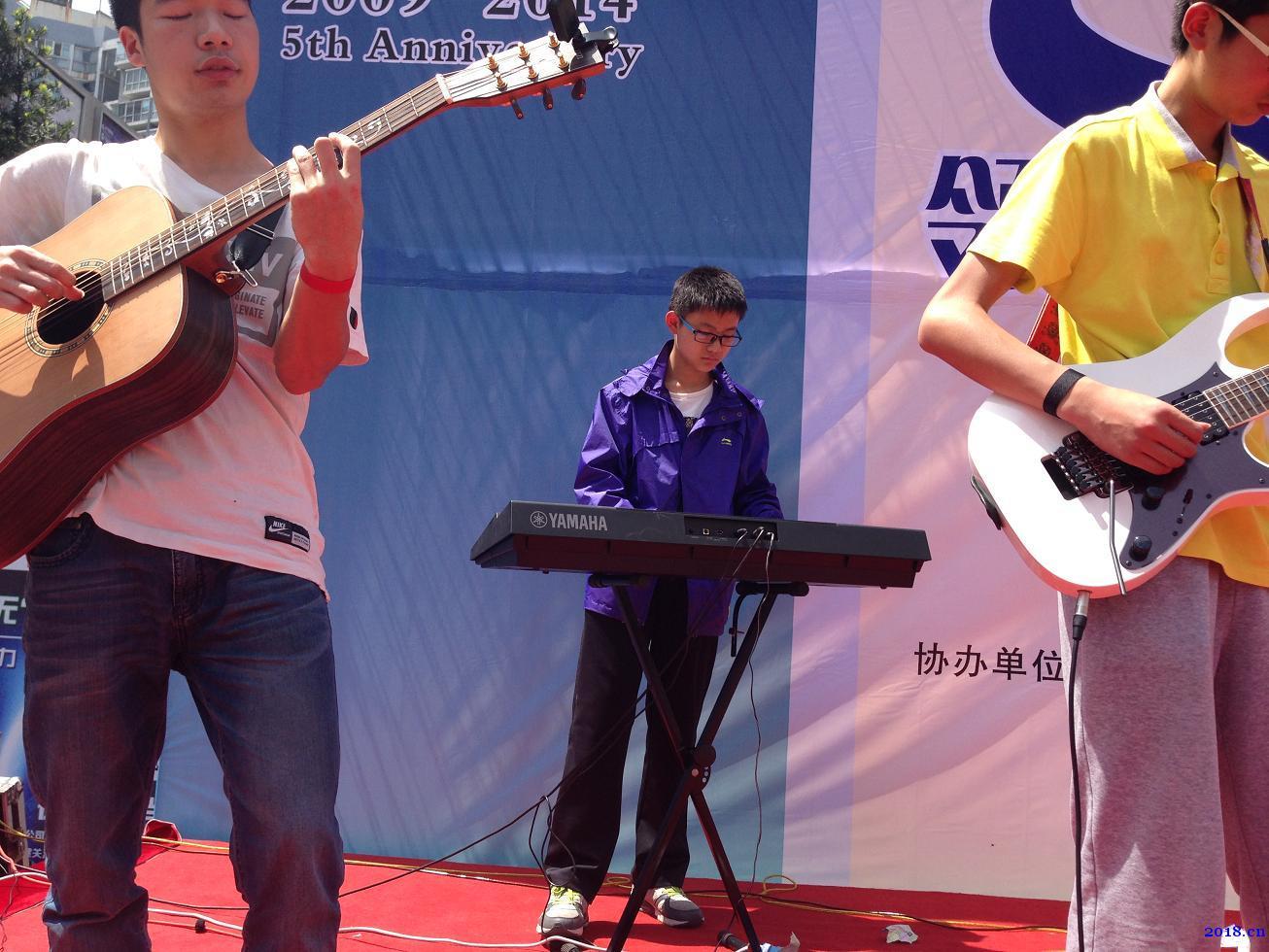 杨杨音乐学校暑期招生