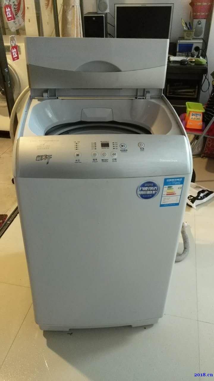 使用一年多7.5KG小天鹅洗衣机,回家200元平价急售