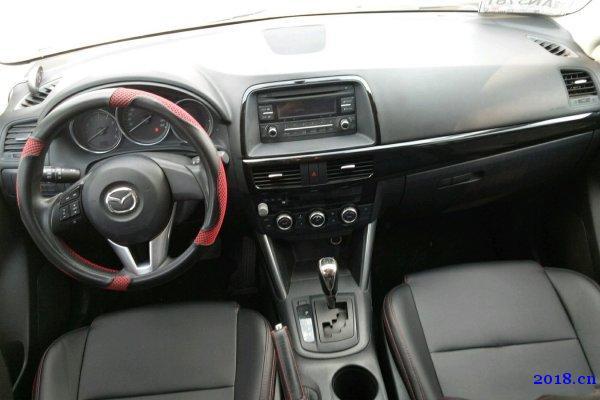 马自达 CX-5 2015款 2.0 自动 舒适型前驱