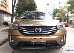 传祺GS4 2015款 200T G-DCT精英版