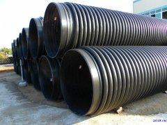 高密度聚乙烯缠绕管-广东德塑科技有限公司