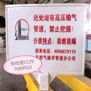 电缆井标识牌  电力电缆标志桩  高速公路防眩板厂家直销