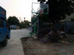 广宁篮球架,中山金陵篮球架代理,顺德户外篮球架厂