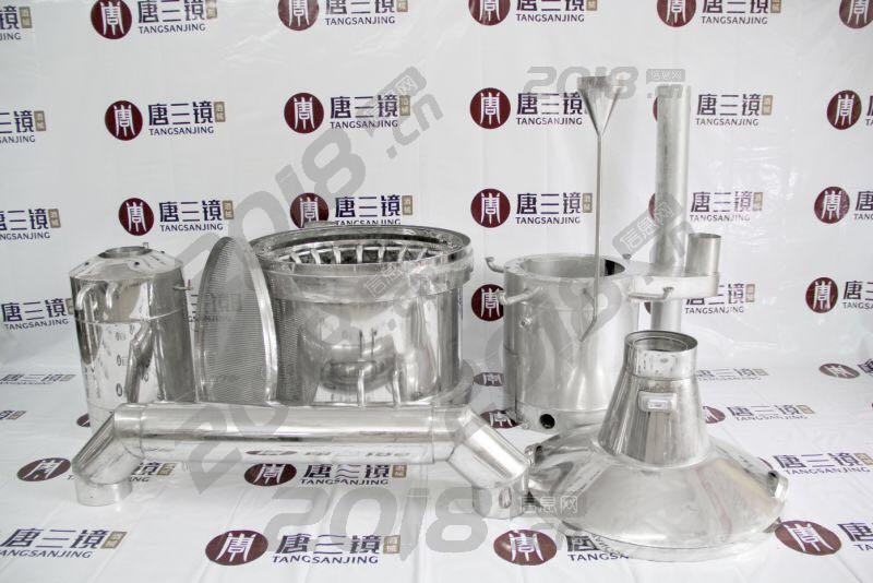 广东汕尾唐三镜酿酒设备制造 米香型白酒酿酒技术