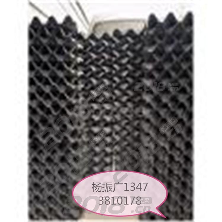 为什么黄鳝巢只有黑色呢  黑色蜂窝黄鳝巢 塑料小孔