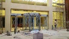 专业制作维修玻璃门