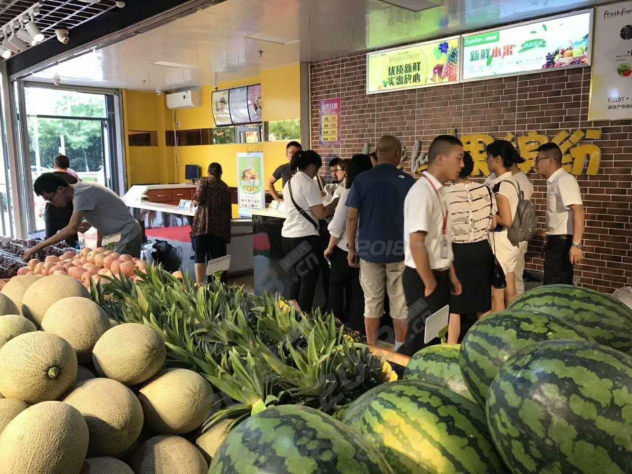 果缤纷水果店加盟全渠道品牌管理利益空间倍增