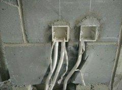 大家好,本人承接工地水电工二次配管, 工作地点成都。有老板外