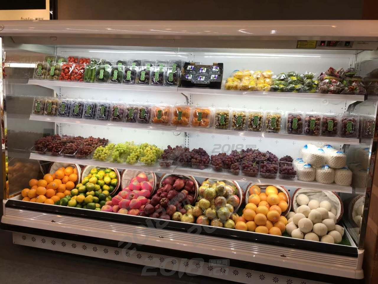 果缤纷水果店加盟轻松开店,快速赚钱