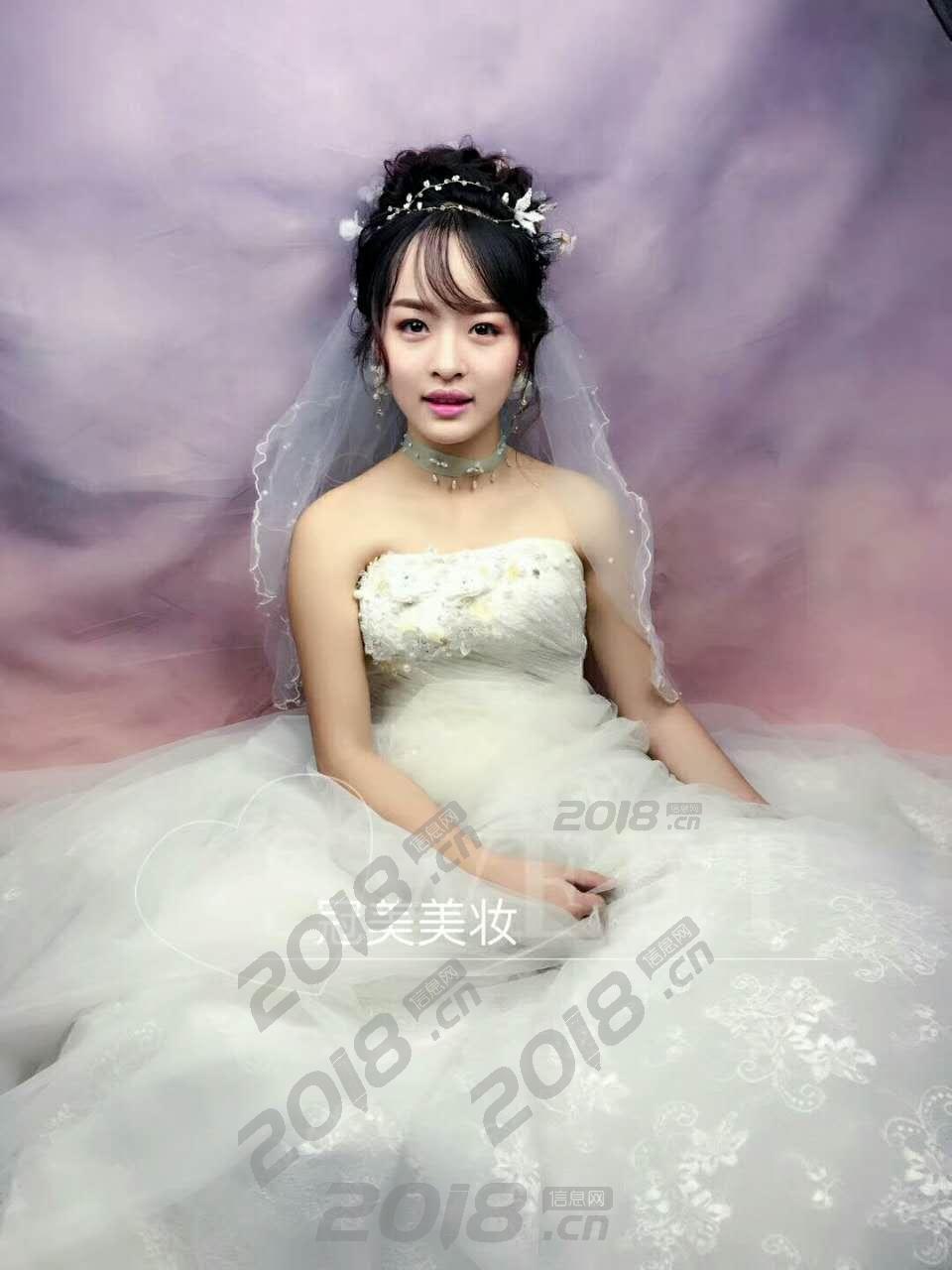 深圳各区承接万圣节,新娘妆,舞台妆(冠美国际美妆学院)