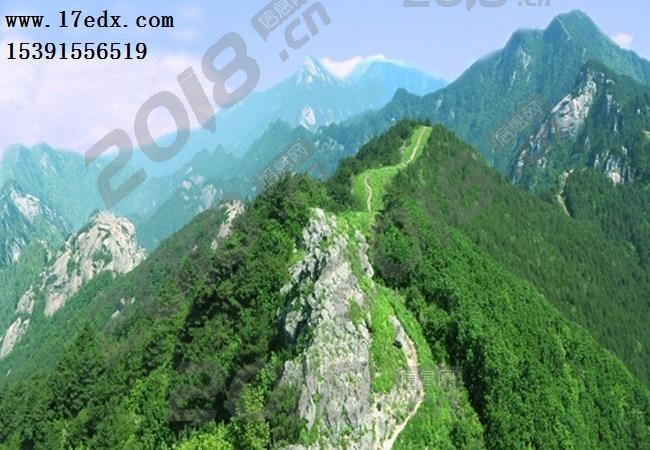 夏天打算带老人去大别山主峰景区休闲避暑怎么样