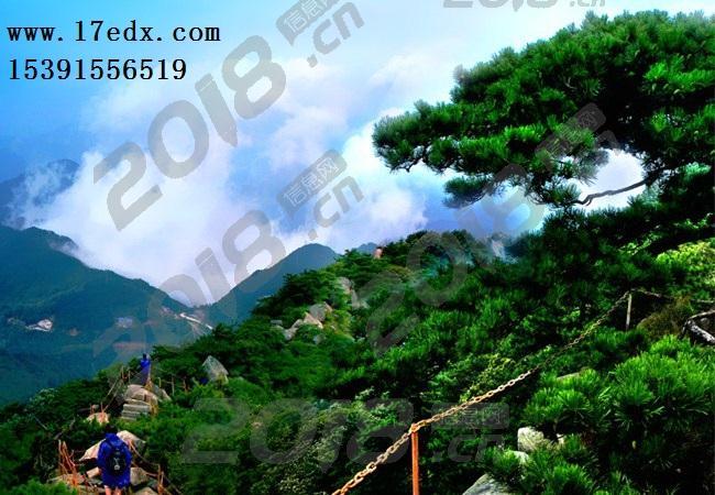 武汉周边户外游玩看风景去英山大别山主峰景区怎么样