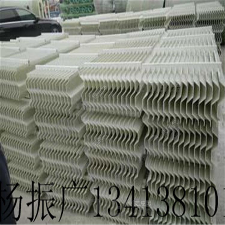 玻璃钢折流板除雾器厂家直销河北华庆