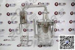 阳江唐三镜蒸汽型锅炉式酿酒设备 新工艺白酒技术