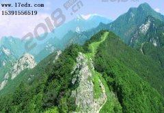 武汉周边游去英山大别山主峰景区露营口碑怎么样