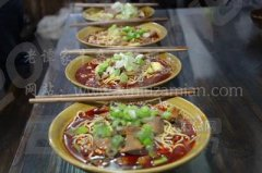 专业培训襄阳豆腐面海带面制作方法加盟老谭家