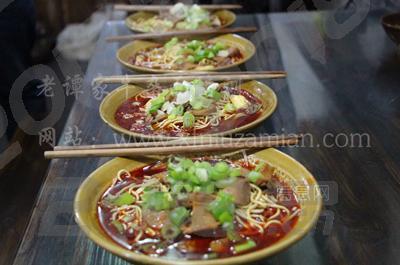 襄阳杂碎面豆腐面正规培训加盟就到老谭家牛肉面培训中心