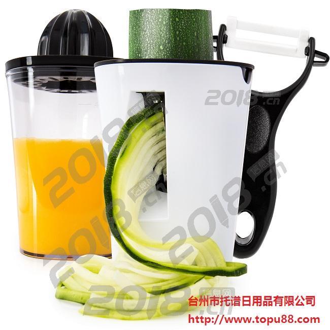 台州多功能切菜器与榨汁机套件哪家制造工厂最专业