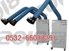 湖北电焊厂单双臂移动电焊除尘器