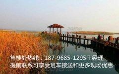总价460万起,太湖上景高端别墅现房出售!买到就是赚到!