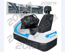 仿真车驾驶模拟器多种教学模式