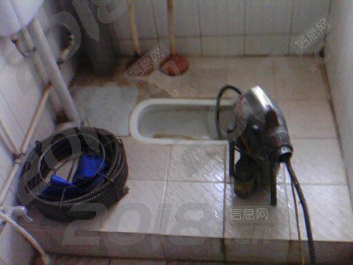 沌口管道疏通化粪池清洗管道清淤马桶地漏疏通