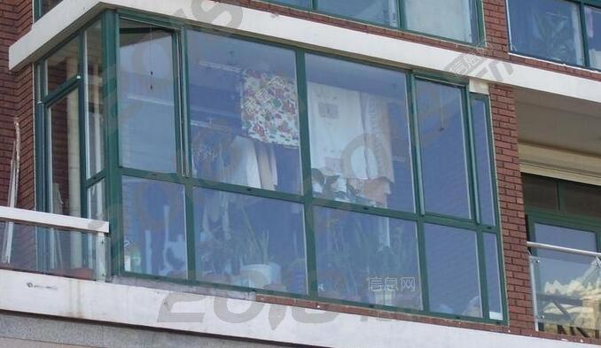 合肥封阳台安装需要注意的细节