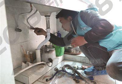 沌口专业水电改造三角阀水龙头断裂维修换软管