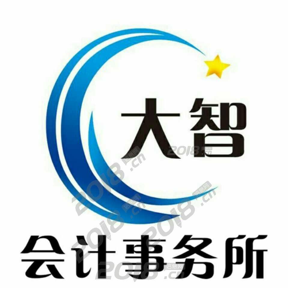 菏泽大智财务公司注册**logo设计