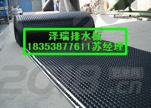 烟台车库排水板(供应)临沂建筑绿化车库排水板