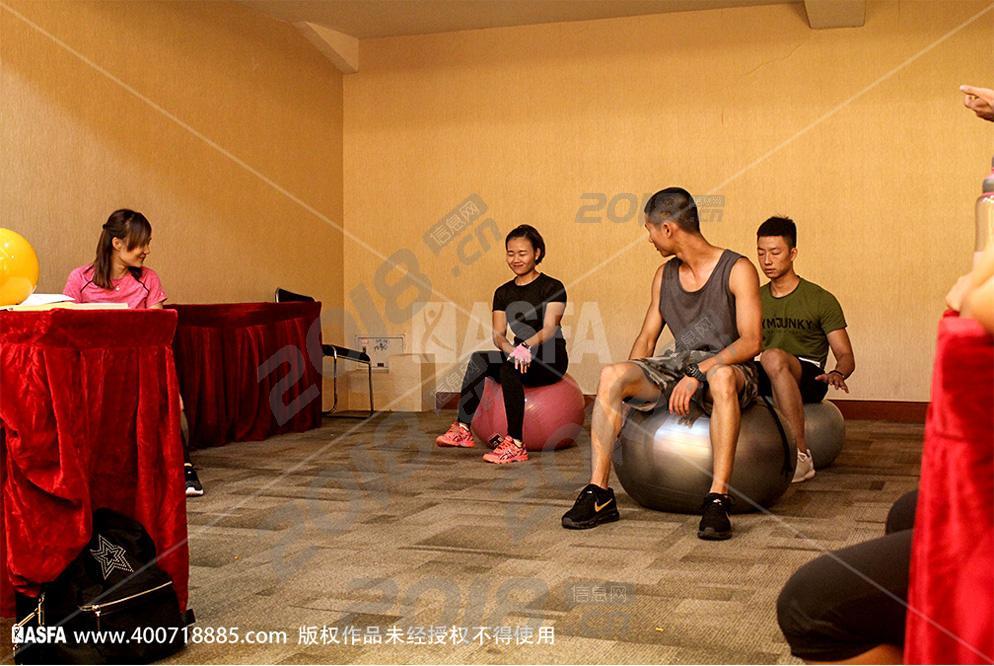 健身教练怎么报考