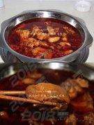 色泽鲜亮红润鸡肉回味无穷沧州火锅鸡培训