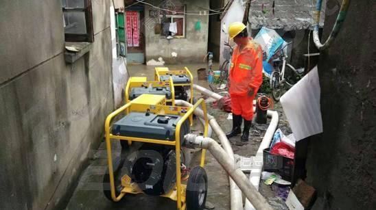 苏州污水排污泵|PTS 4V威克进口排水泵
