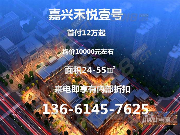 震惊:嘉兴【禾悦壹号】年终巨惠,内部直销价格