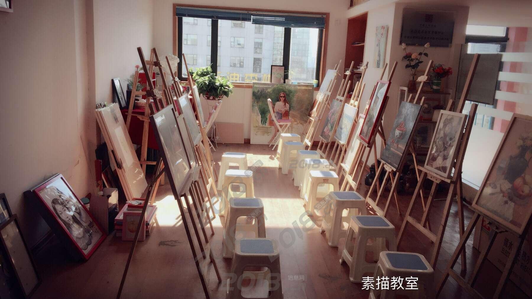 让你爱上画画,遇见另个自己 零基础学美术课程