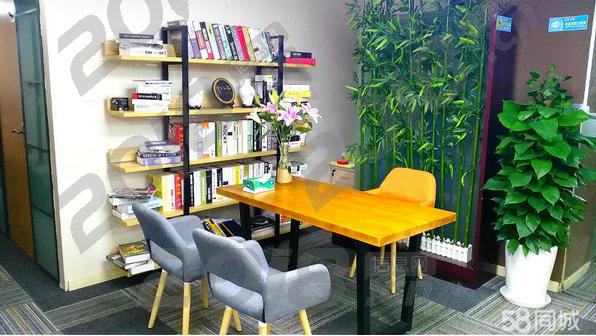 上海 创业孵化器 房租减半 精装小办公室 可注册
