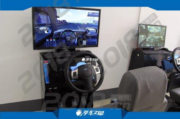 学车之星驾驶模拟器项目的盈利模式