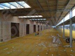 养殖排粪地板玻璃钢格栅-青县格栅厂家-点强