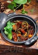 锅先森台式卤肉饭是您美味的开始
