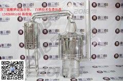 广东惠州唐三镜酿酒设备 白酒机器价格