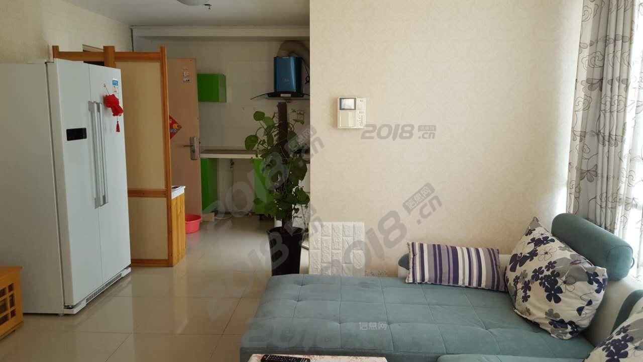 青岛市北区延吉路万达广场1室2厅公寓