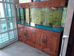 老榆木定做鱼缸 实木雕刻鱼缸 鑫德龙鱼缸