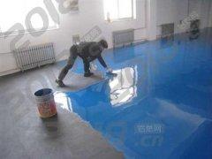 津南区环氧砂浆地坪漆施工队——专业的师傅