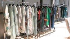 时尚女装批发 18新款混纺时尚女装布兰雅春夏装批发