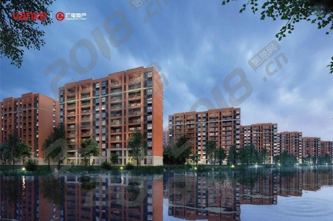 淀山湖万科海上传奇精装修住宅89平160万起售