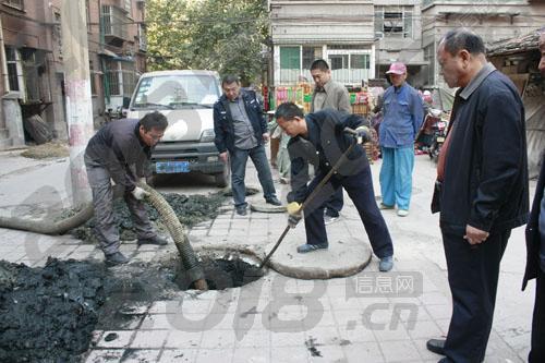 南京清理化粪池+低价