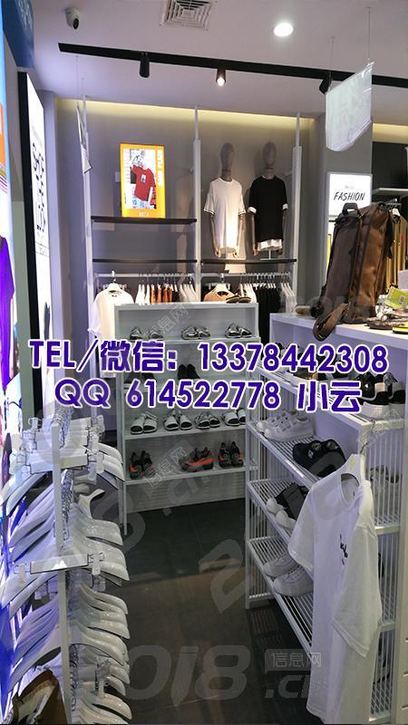 快时尚服装货架 KM新款货架 UR货架 Zara货架生产厂家