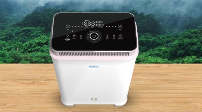 爱普兰打造母婴空气净化器,呵护母婴健康