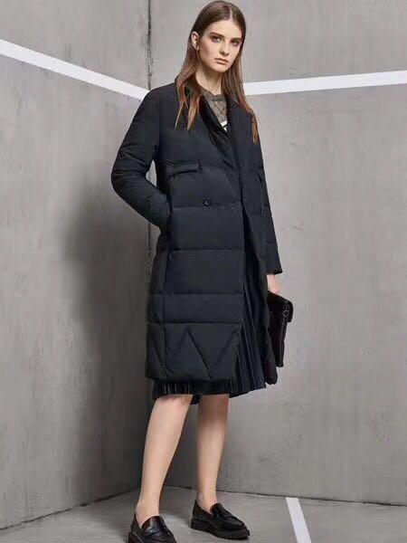 上海文艺棉麻品牌丽芮女装冬厂家直批一手货源打包走份
